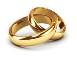 טבעות נישואין לאישה