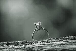 טבעות אירוסין יהלום