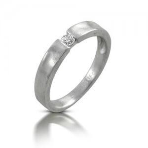 טבעת יהלום לבנדר - RDW0447