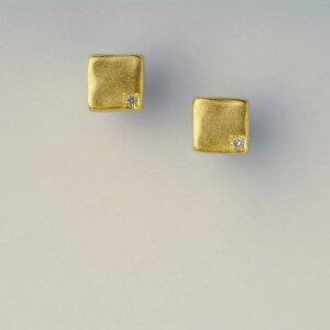 עגילי יהלומים - EG026D2