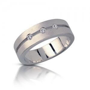טבעת אירוסין נרקיס - RDW0353