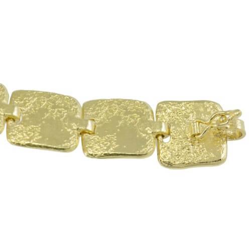צמיד ציפוי זהב - BP0246