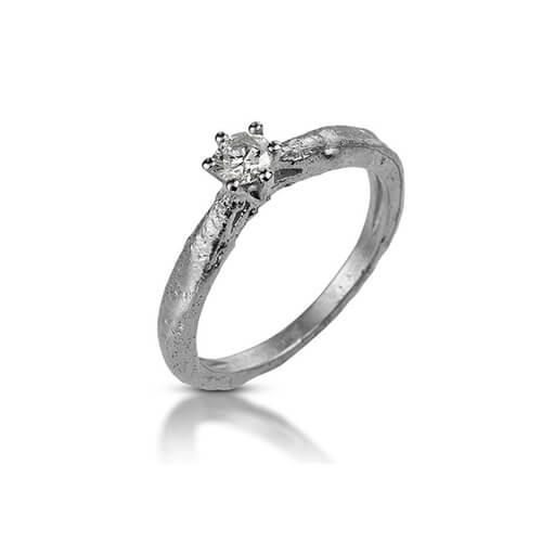 טבעת אירוסין מעוצבת - RDW0634