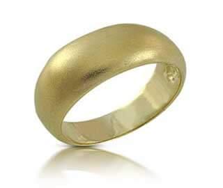 טבעת נישואין פעמון - RMY0549