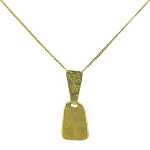 תליון ציפוי זהב - TP0150