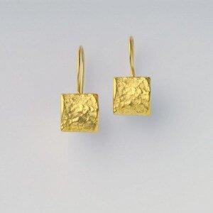 עגילי יהלומים בוסתן - ES21