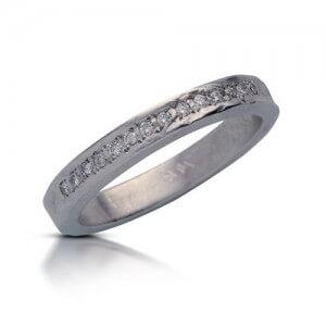 טבעת אירוסין כוכב הצפון - RMW0323
