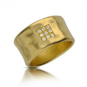 טבעת אירוסין אביב - RMY0261