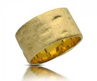 טבעת נישואין המכתש הקטן - RMY0285