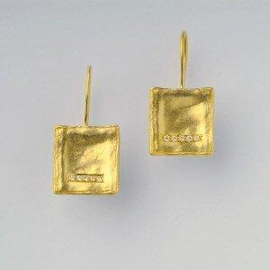 עגילי יהלומים לילך - EG012D10