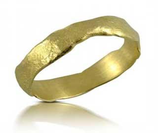 טבעת נישואין רוח ואש - RMY0179