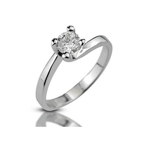 טבעת אירוסין מעוצבת - RPW72