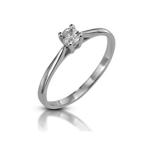טבעת אירוסין קלאסית - RPW605B