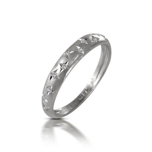 טבעת אירוסין אור הלבנה - RMW0624