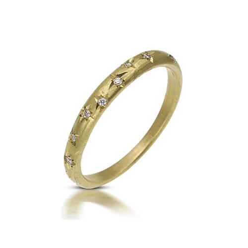 טבעת יהלומים - RMY0623
