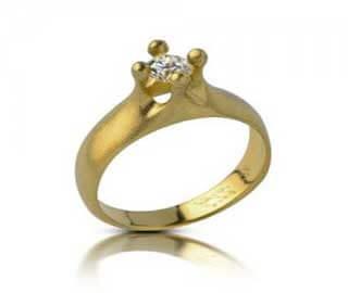 טבעת אירוסין כתר - RDY0540