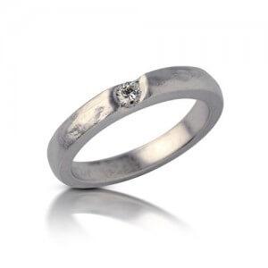 טבעת יהלום עדן - RMW0446
