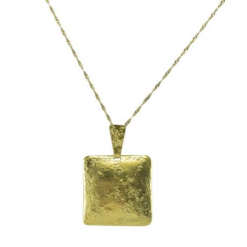 תליון ציפוי זהב - TP0128