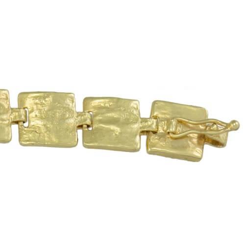 צמיד ציפוי זהב - BP0233