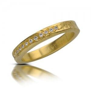 טבעת אירוסין כוכב הצפון - RMY0323