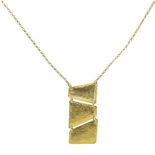 תליון ציפוי זהב - TP0142/3/4