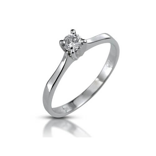 טבעת אירוסין יהלום - RPW622