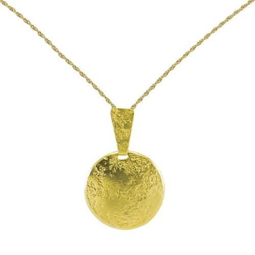 תליון צפוי זהב - TP0127