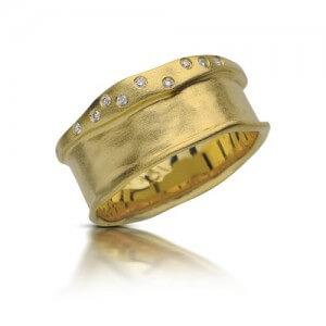 טבעת אירוסין מעיין - RMY0338
