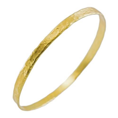 צמיד ציפוי זהב - BP0221