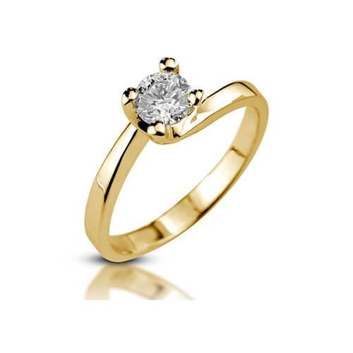 טבעת אירוסין מעוצבת - RPY72