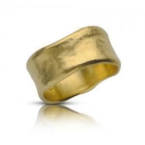 טבעת נישואין ברכה - RMY0521