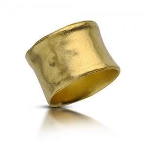 טבעת נישואין שחר - RMY0156