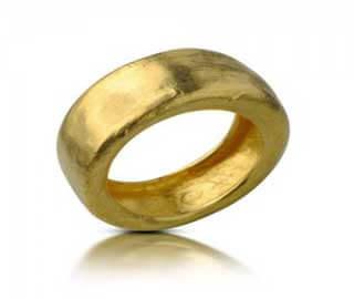 טבעת נישואין קדומים - RMY0367