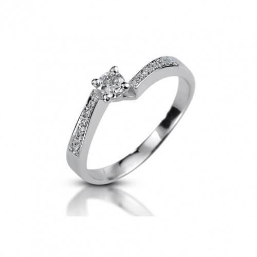 טבעת אירוסין - PRW605A