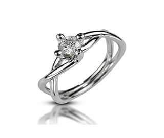 טבעת אירוסין אין סוף - RPW559