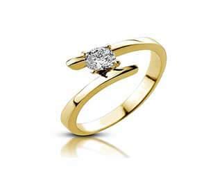 טבעת אירוסין מעוצבת - RPY675